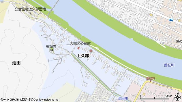 大分県佐伯市池田554周辺の地図