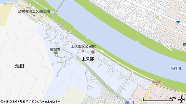 大分県佐伯市池田551周辺の地図