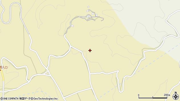 大分県竹田市入田小高野周辺の地図
