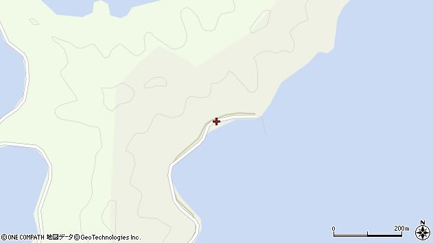 大分県佐伯市鶴見大字羽出浦191周辺の地図