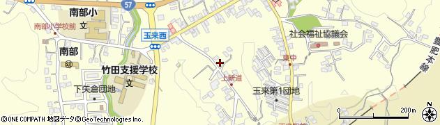 大分県竹田市玉来1154周辺の地図