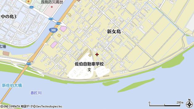 大分県佐伯市7485周辺の地図
