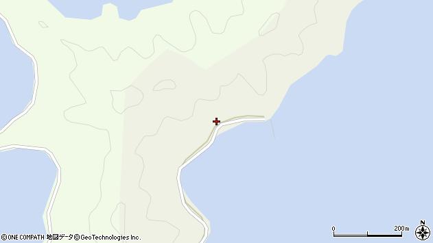 大分県佐伯市鶴見大字羽出浦193周辺の地図