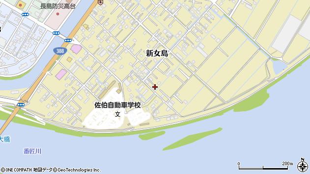 大分県佐伯市7391周辺の地図