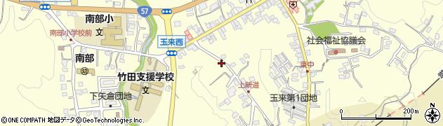 大分県竹田市玉来1135周辺の地図