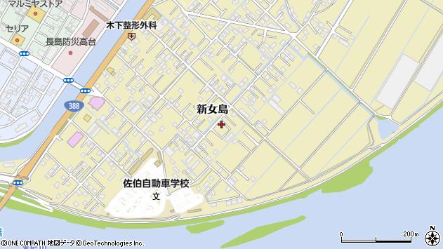 大分県佐伯市7385周辺の地図