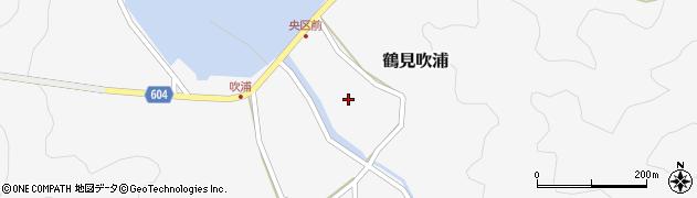 大分県佐伯市鶴見大字吹浦1979周辺の地図