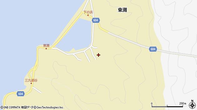 大分県佐伯市9457周辺の地図