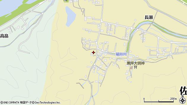 大分県佐伯市稲垣1133周辺の地図