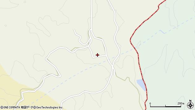 大分県竹田市片ケ瀬1437周辺の地図