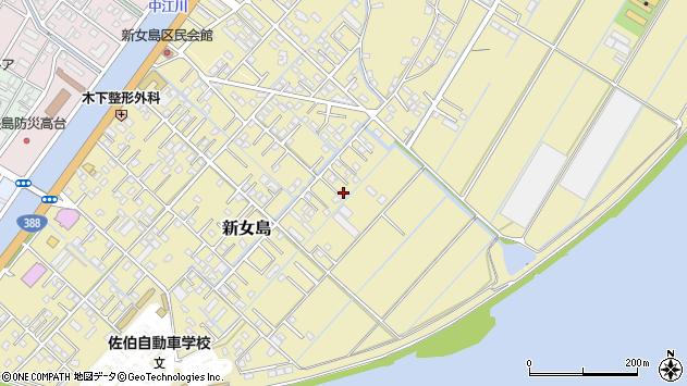 大分県佐伯市7374周辺の地図