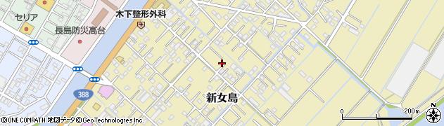 大分県佐伯市6954周辺の地図