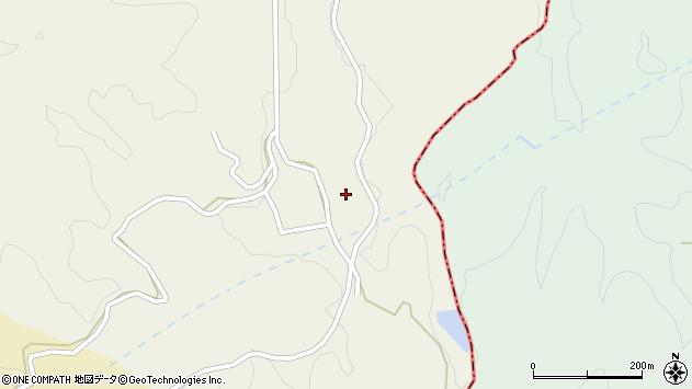 大分県竹田市片ケ瀬139周辺の地図