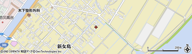 大分県佐伯市7366周辺の地図