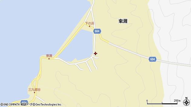 大分県佐伯市9448周辺の地図