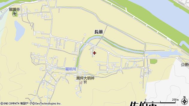 大分県佐伯市稲垣1936周辺の地図