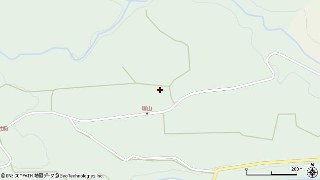 大分県竹田市小塚582周辺の地図