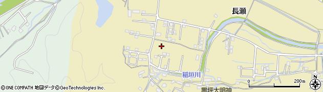 大分県佐伯市稲垣稲垣区周辺の地図