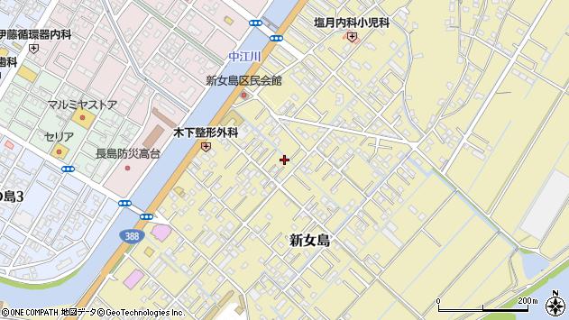 大分県佐伯市6951周辺の地図