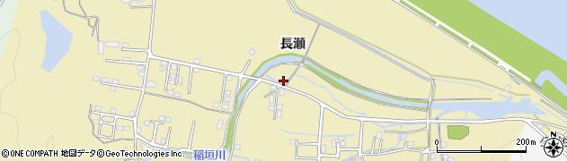 大分県佐伯市稲垣1491周辺の地図