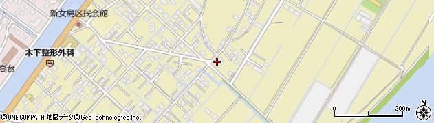 大分県佐伯市7357周辺の地図