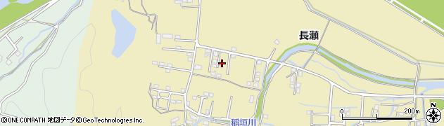 大分県佐伯市稲垣1435周辺の地図
