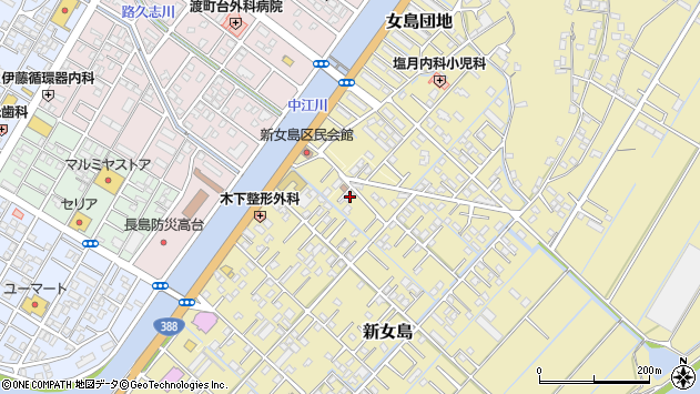 大分県佐伯市7155周辺の地図