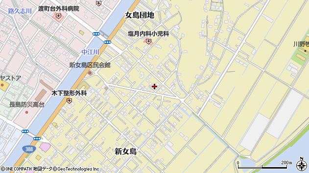 大分県佐伯市7261周辺の地図