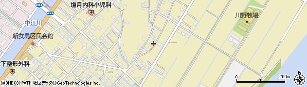 大分県佐伯市10276周辺の地図