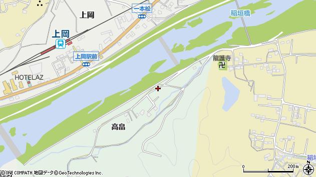 大分県佐伯市稲垣671周辺の地図