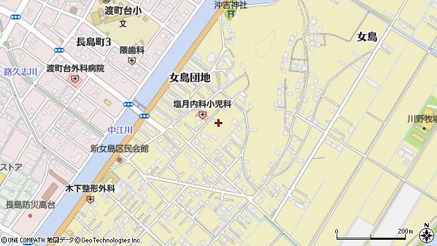 大分県佐伯市7250周辺の地図