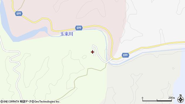 大分県竹田市向山田948周辺の地図