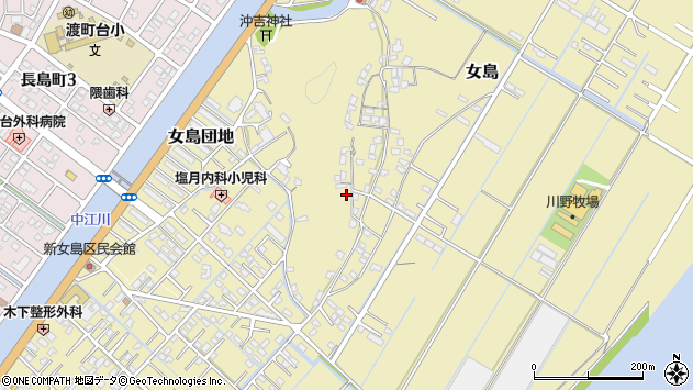 大分県佐伯市10261周辺の地図
