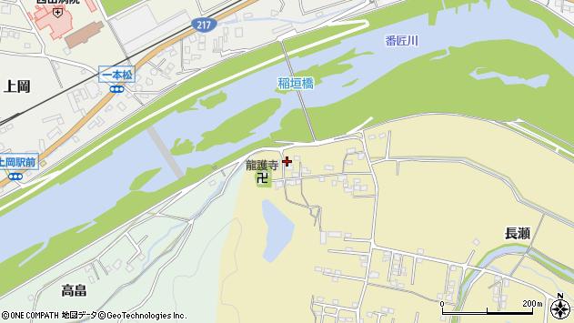 大分県佐伯市稲垣963周辺の地図