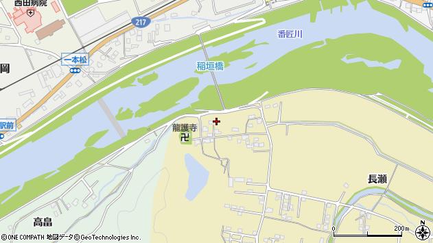 大分県佐伯市稲垣992周辺の地図