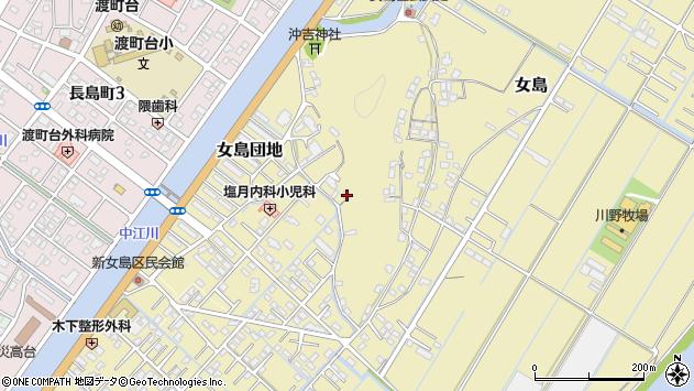 大分県佐伯市1236周辺の地図