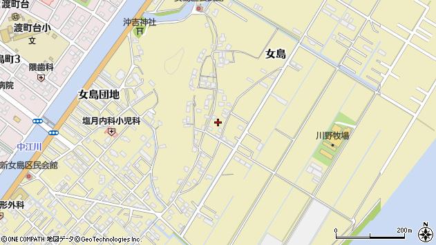 大分県佐伯市10292周辺の地図