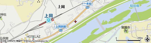 大分県佐伯市上岡1219周辺の地図