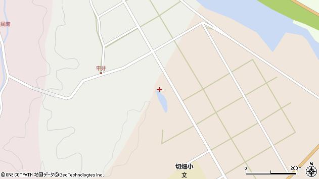 大分県佐伯市弥生大字門田1733周辺の地図