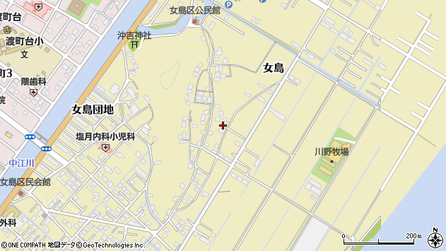 大分県佐伯市10297周辺の地図