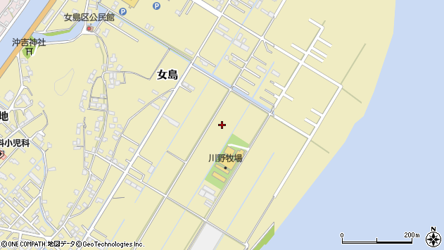 大分県佐伯市7545周辺の地図
