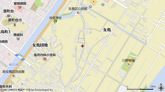 大分県佐伯市8159周辺の地図