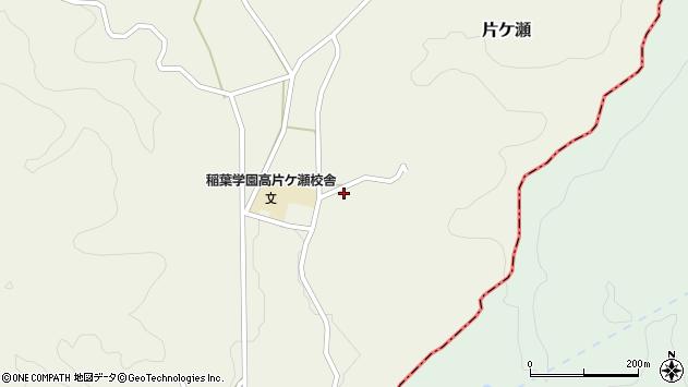 大分県竹田市片ケ瀬255周辺の地図