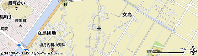 大分県佐伯市8198周辺の地図