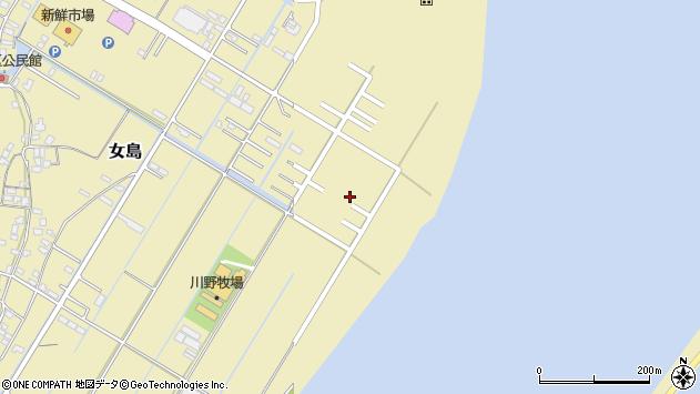 大分県佐伯市10437周辺の地図