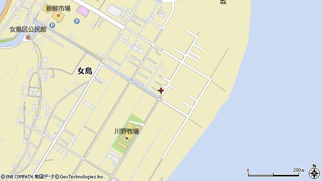 大分県佐伯市10405周辺の地図