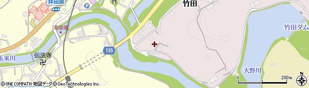 大分県竹田市竹田1150周辺の地図