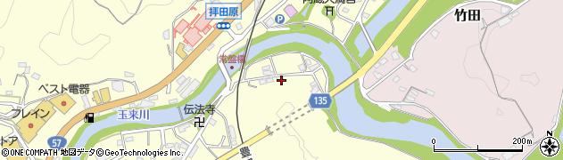 大分県竹田市玉来327周辺の地図