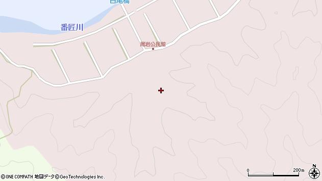 大分県佐伯市弥生大字細田436周辺の地図