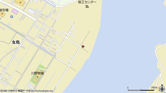 大分県佐伯市10457周辺の地図